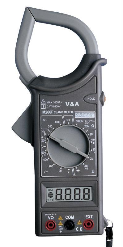 Clamp meter 266f инструкция