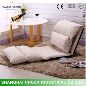 F51193A-1wholesale lazy sofa foldable single small sofa bed computer back chair floor sofa