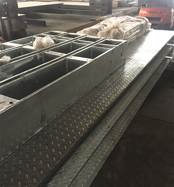 Kingtype Zinc-plated Truck Scale/weighing platform/weigh bridge