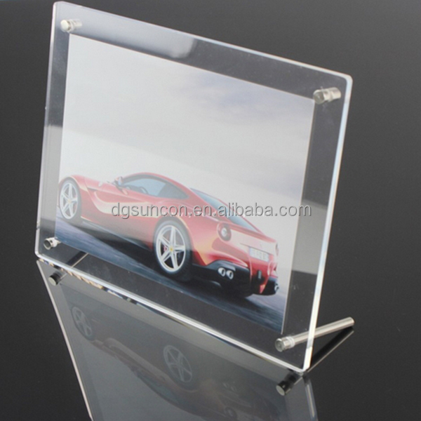 8 inch Acrylic table Photo Frame