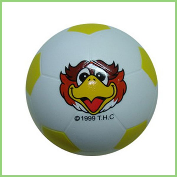 China Manufacture PU Colored Cheap Soccer Ball