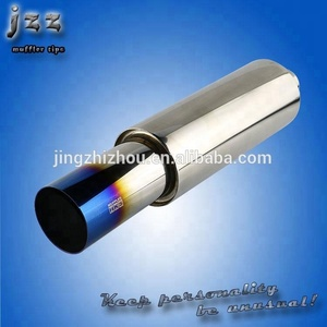 Chinese Auto Engine Imported Hks Akrapovic Performance Racing Car Exhaust Muffler for bmw e30 Wholesale
