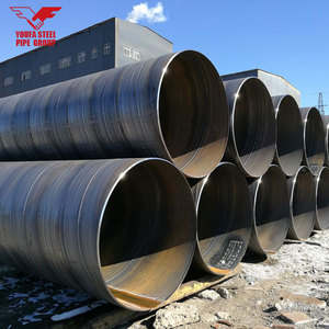 Prime quality best price agricultural pipe Large diameter API 5L casting lsaw steel SSAW spiral welded steel pipe for hydraulic