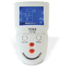 pain therapy device tens electronic pulse massager digital massage therapy machine