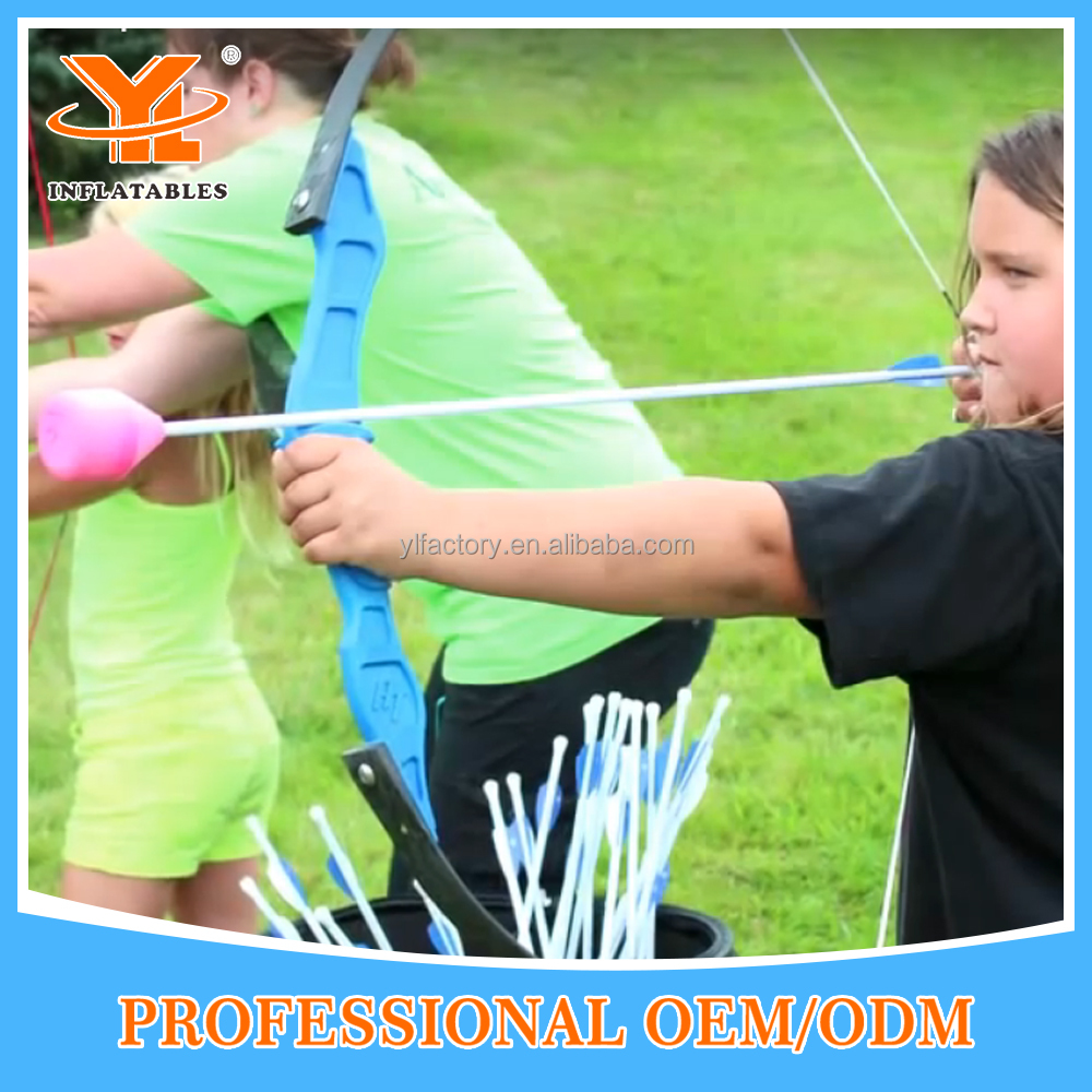 Archery Game Tag Equipment, Archery Arrows, Arrow for Compound Bow Archery Tag Game
