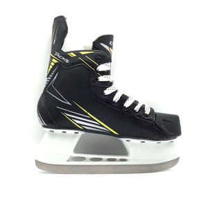 Fixed Size Ice Hockey Skate Manufacturer High End Integrated Plastic Ice Team Hockey Skates Shoes