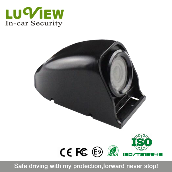 Infared night vision truck side view car camera for excavator