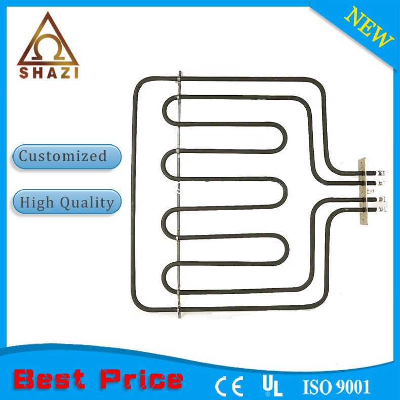 factory supplied electric heating element for Sauna and hamman