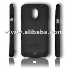 For Samsung Galaxy Nexus PC Case with Rubber coating