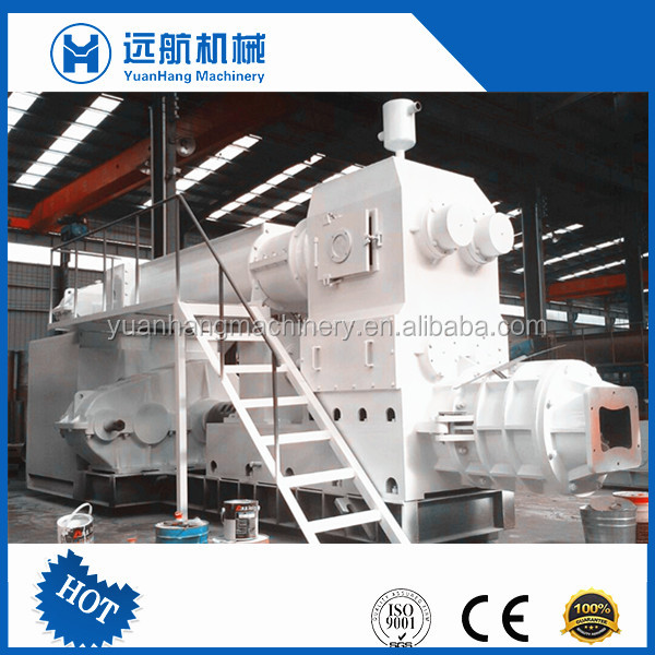 Energy Efficient Fully Automatic Clay Coal Dust Brick Making Machine