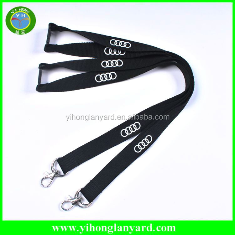 Toyota BMW Volkswagen Car Key Lanyards, Fashion Lanyards for Car Keys with Custom Logo