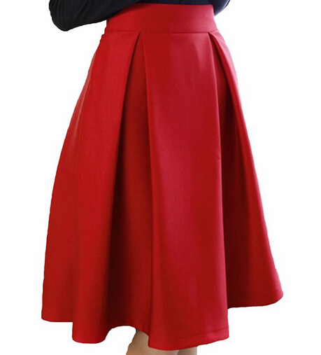 f4ce600b40bed5 Get Quotations · 2015 High Waist Summer Style Plus Size 6XL Saias Tutu Women's  Vintage Hepburn Style Swan Pattern