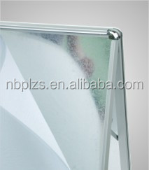 Aluminum A board sign,wholesale a-frame sign board factory price a-frame sign board
