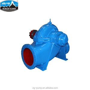 Mature technology horizontal sectional type multistage centrifugal pump