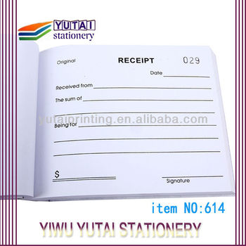 custom business with sample billing invoice book buy custom