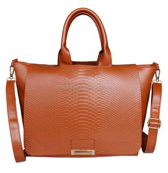 Lady Beautiful Bags Women Leather Weekend Hand