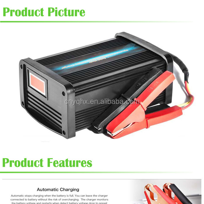 7 Stage Ce Ev Car Automatic Car Battery 36v Electric Bike Battery ...