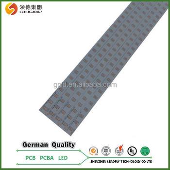 Led Strip 94v-0 Smd Aluminium Led Pcb Board