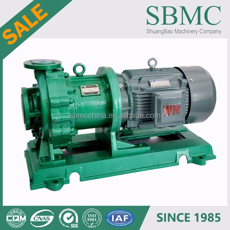 ANSI standard chlorine production plant pump supplier