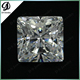 Gemstones Wholesale China Square Laser Cut Glamour CZ