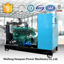 Low consumption 100KW natural gas generator /biogas generator /methane gas generator