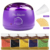 Ontharing Wax Warmer Kit met 5 Smaken Hard Wax Bonen en Wax Applicator Sticks