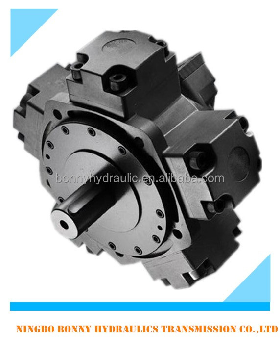 Supplier Parker Hydraulic Motor For Drilling Rig Parker
