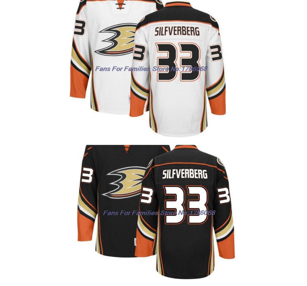 Jakob Silfverberg Anaheim Ducks Player Swingman Jersey