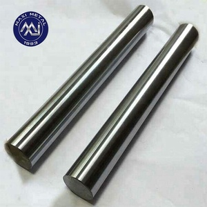 Customized threaded copper 904l stainless steel round bar