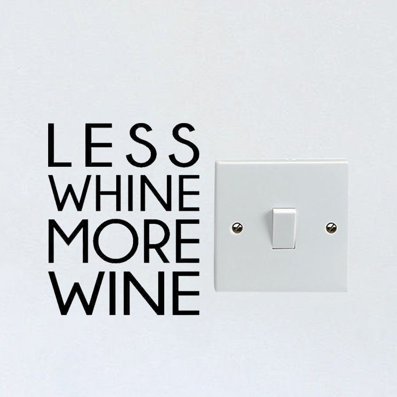 Popular Wine Wall Decals-Buy Cheap Wine Wall Decals lots