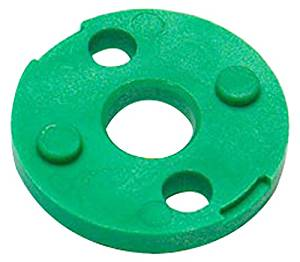 Finger Wheels and Bolts ALM FL198 Flymo Lawn Mower Upper Handle Assembly Kit