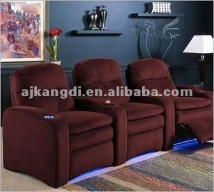 Home Theatre Seat Recliner Sofa Chairs