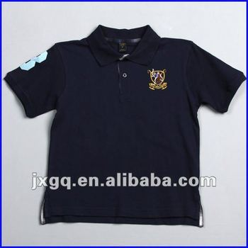 Uniform dri fit polo shirt wholesale custom embroidery for Cheap custom embroidered polo shirts