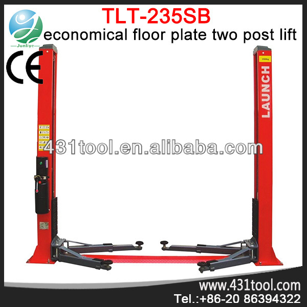 CE original Launch TLT235SB 2 post hydraulic desmontadora de neumaticos for sale