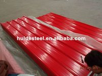YX840 Prepainted corrugated roofing steel sheet metal/roofing sheet price--China gold supplier