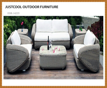 outdoor rattan wicker sofa setpatio furnituredragon mart dubai furniture - Garden Furniture Dubai