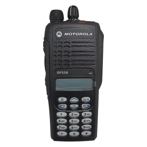 Motorola Compact Full-keypad GP338Plus Radio Communication Walkie Talkie