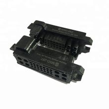 29PIN Tyco <span class=keywords><strong>PBT</strong></span> Gf30 Heavy Duty Power <span class=keywords><strong>Konektor</strong></span> untuk Emerson HD4830-3 Modul Daya