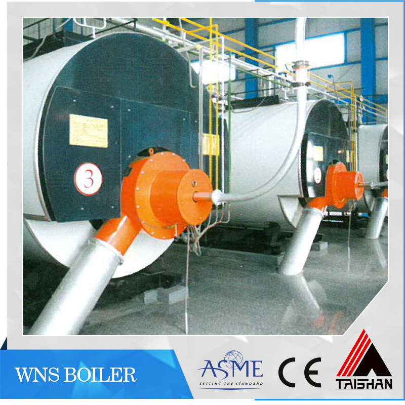 Dosh Certification Wns Series New Price Hot Oil Fired