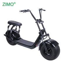 2018 Europe Stock EEC Motorcycle Citycoco Bike Fat Tire Adult City Coco Electric Scooter for sale