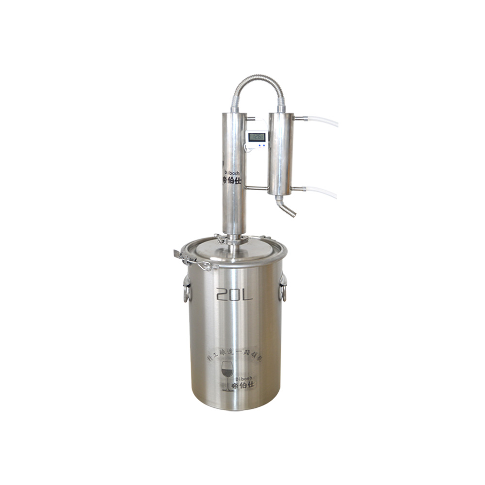 20L Stainless Steel Micro Distillery Equipment