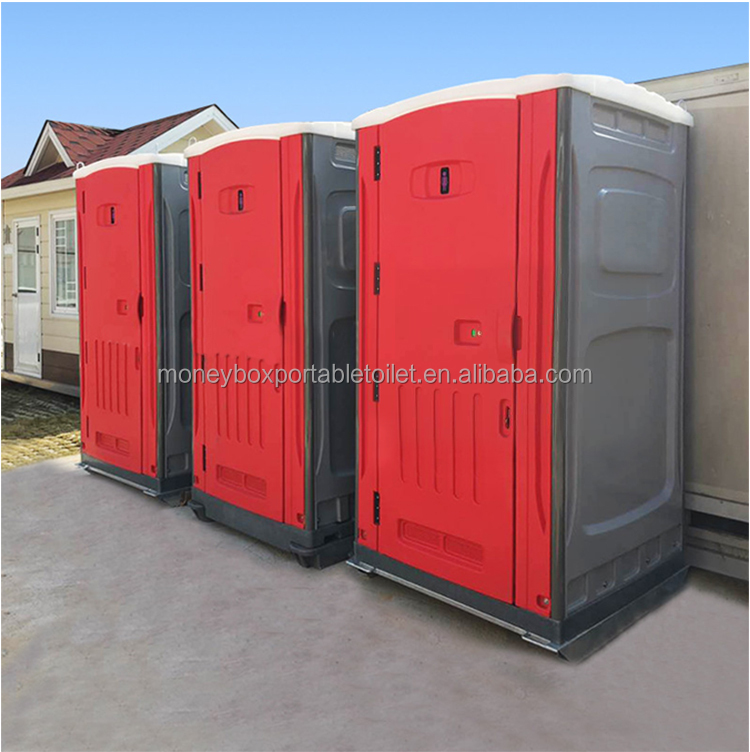 Fiberglass Outhouse Toilet Shower China Protection 130L Water Tank Portable Toilets Manufacturers