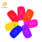 Car accessories promotional silicone car keys cover for audi