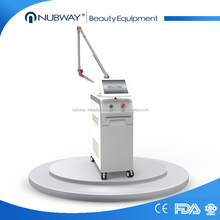 12 inch TFT color touch screen Q Switch ND YAG Laser for Tattoo Removal and all pigments