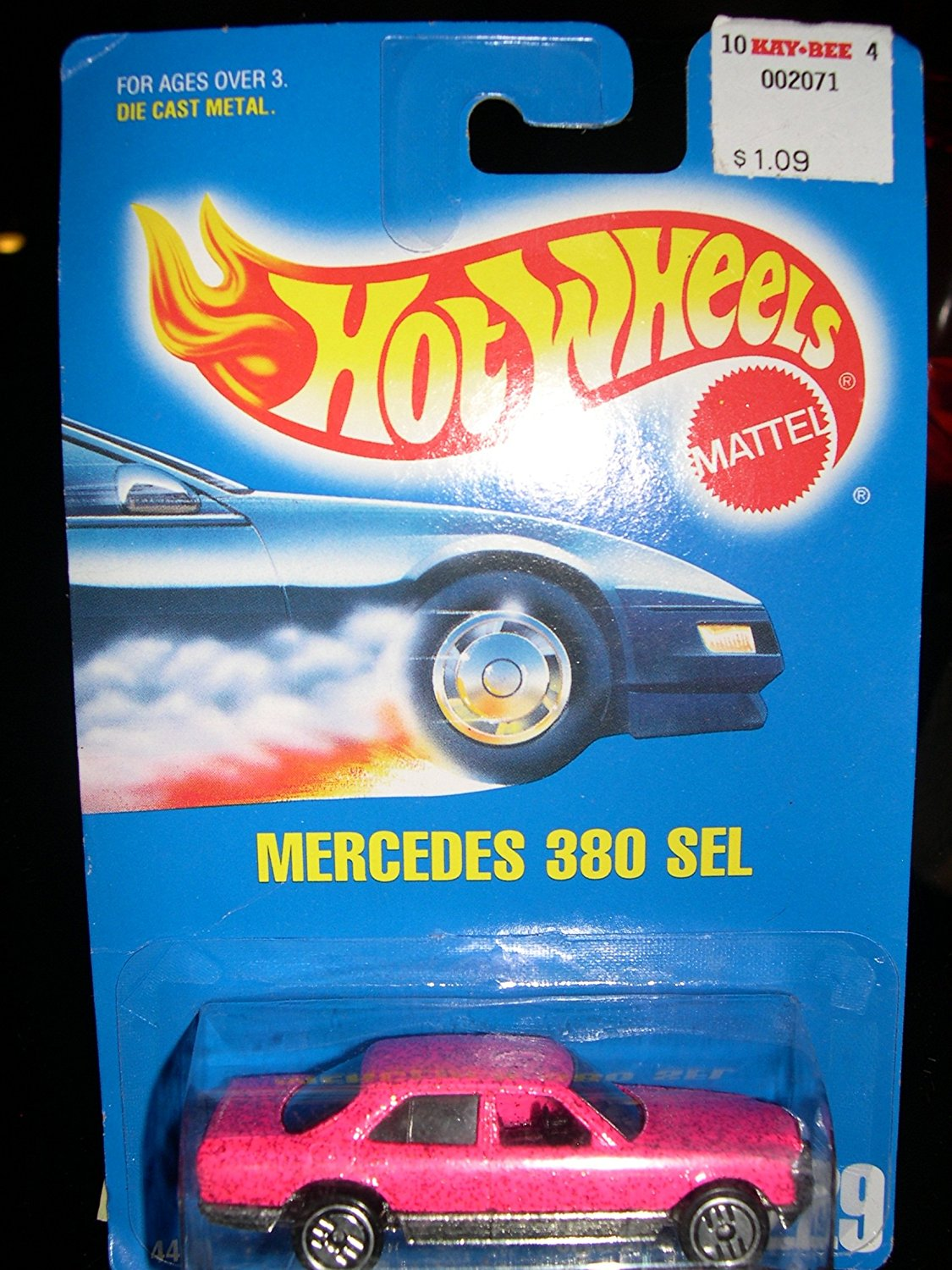 Cheap sel mercedes find sel mercedes deals on line at alibaba get quotations hot wheels 1991 pink mercedes 380sel all blue card ultra silver hot wheels 229 fandeluxe Choice Image