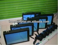 7 inch types of electronic media;wall mounted dvd player;display ads lcd tv