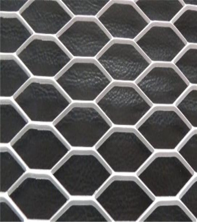stainless steel expanded metal screen wire mesh fence for building