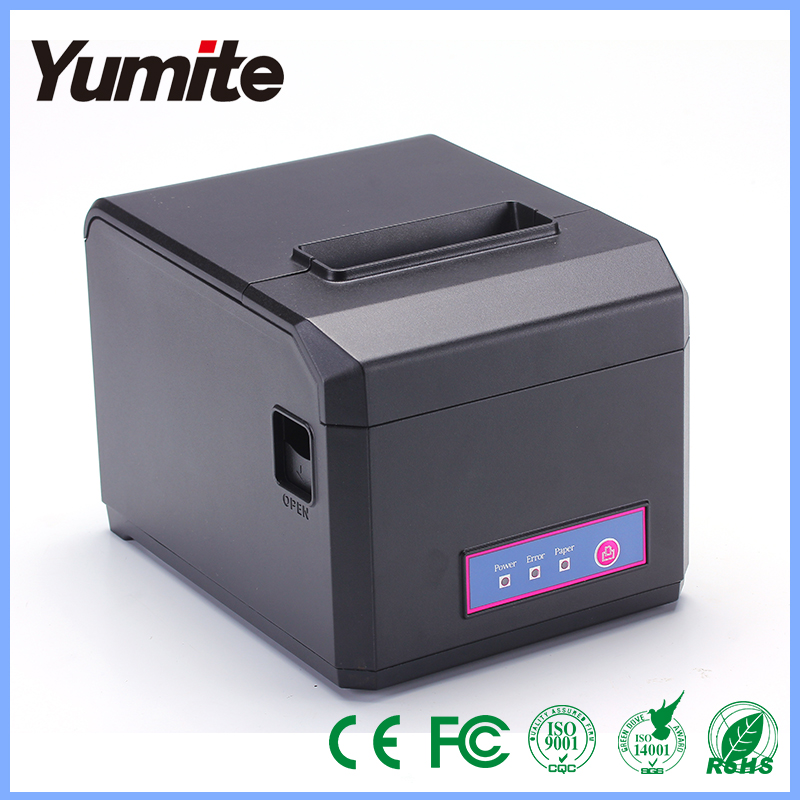 New design thermal paper roll printer