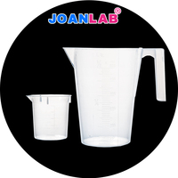 JOAN Lab 1000ML Plastic Transparent Measuring Cup
