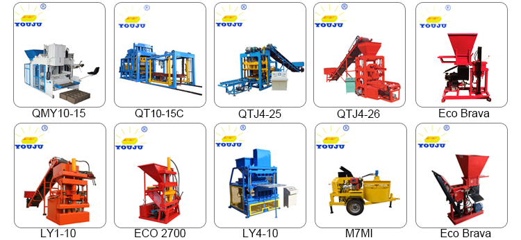 Qmy12 15 Block Moulding Machine Prices In Nigeria Buy